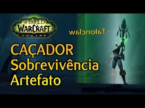 World of Warcraft: Caçador Sobrevivência