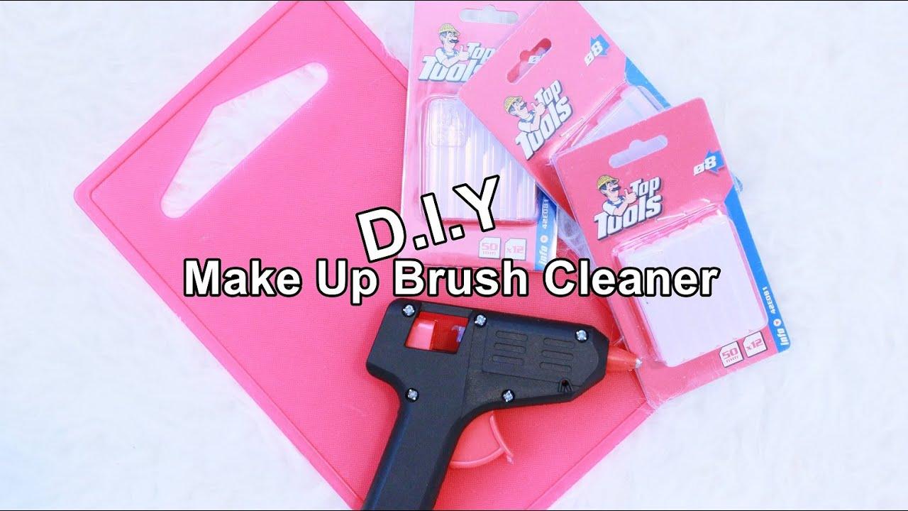 DIY Make Up Brush Cleaner / Myjka do czyszczenia pędzli [anna koper]