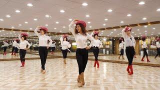 Cowboy Yodel/ By Cliona Hagan (Beginner) line dance