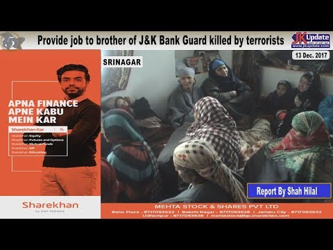 Jammu Kashmir News Round Up 13 Dec  2017