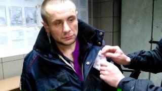 В Ростове задержан таганрогский наркодилер, переодетый в полицейского
