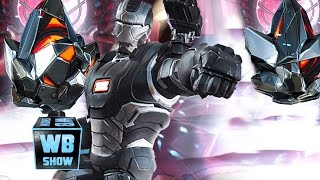 Marvel: Contest of Champions - WAR MACHINE Crystals!!!