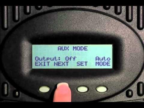 Tech Support   FM60/80 AUX Functions Setup