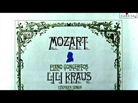 Mozart - Piano Concertos No.20,21,22,23,24,25,26,27 (recording of the Century : Lili Kraus/Simon) Wolf