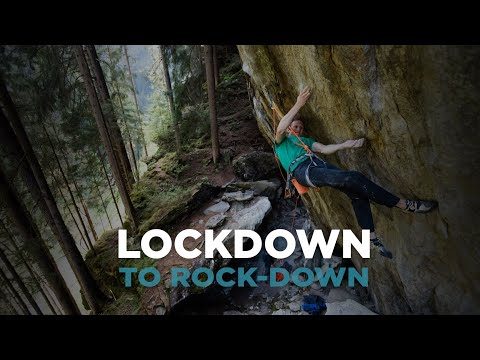 Jakob Schubert: Lockdown