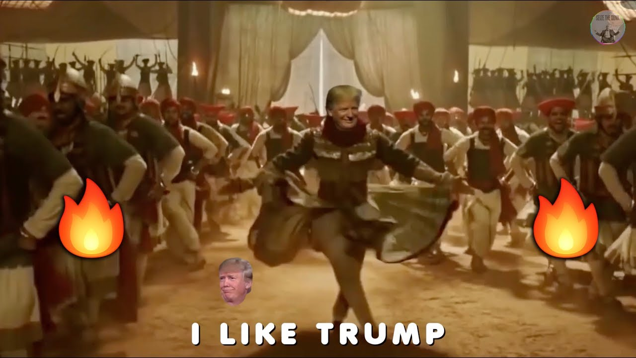 """I Like Trump"" Rap Song Clean Version! (Official Lyrics Video By Carpe Donktum) - An0maly"