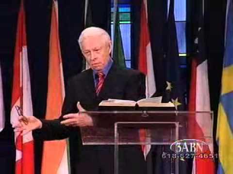 Why I Am A Seventh-day Adventist - John Carter Sermon (Carter Report Inc)