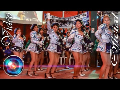 Gran Concurso de Caporales 2016 Mix Los Pinos Boliviano OFICIAL HD Express Producciones 1ra RONDA