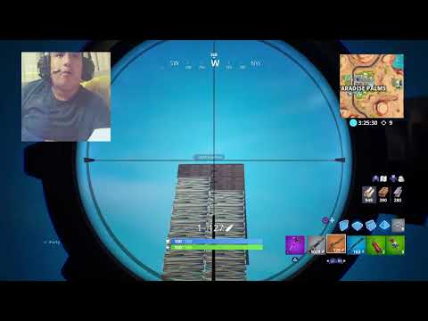 Fortnite Gameplay With AJAXinurface 4