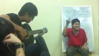 Sinh hoạt clb guitar PTIT