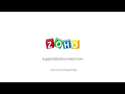 zoho-creator-tutorials:-overview-of-reports