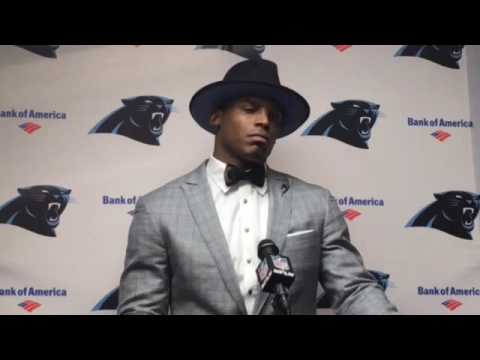Cam Newton visibly frustrated after 41-38 loss to Saints