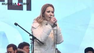 Позор Ксении Собчак