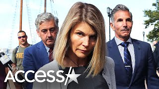 Lori Loughlin Reports To Prison For 2-Month Sentence
