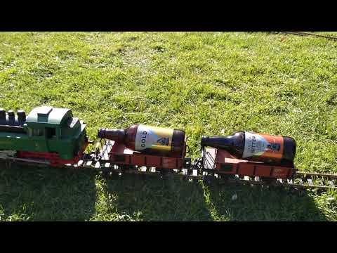 Garden Railway essential supplies