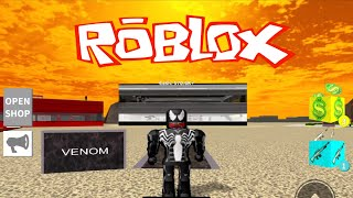 Roblox VENOM Super Villain Tycoon | Roblox Gameplay