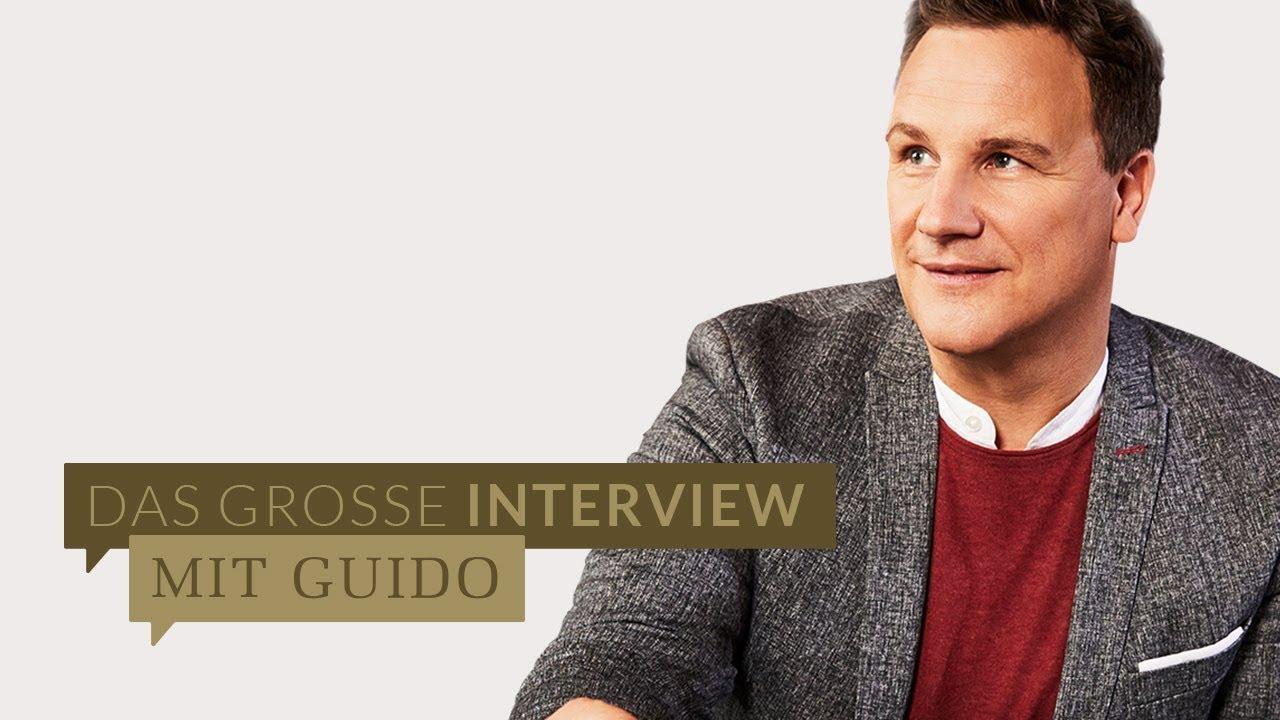 new concept d592e 4adec Guido Maria Kretschmer Interview - Fanfragen Teil 1