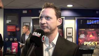 KIERON HAWKES (DIRECTOR) INTERVIEW FOR iFILM LONDON / PIGGY THE FILM - UK PREMIERE