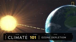 101氣候教室:臭氧層空洞《國家地理》雜誌