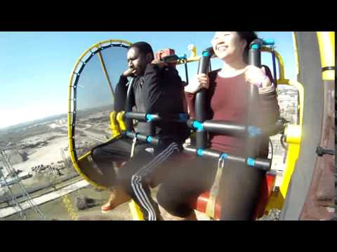 Zero Gravity Thrill Park - Skyscraper