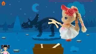 BabyBus - Tiki Mimi và trò chơi khám phá những hộp quà bí mật