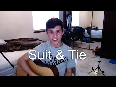 Suit & Tie - Tori Kelly Style (Acoustic Cover)