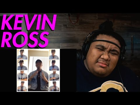 Kevin Ross - R&B Mash Up 2000s Vol. 1&2 [MUSIC REACTION]