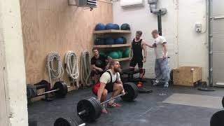Heavy Snatch Singles with Klaus Uggerhøj, Mike Bjerregaard and Michaell Thorsager