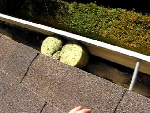 Gutter Cleaning Tricks And Secrets Tips Safe And Easy Los