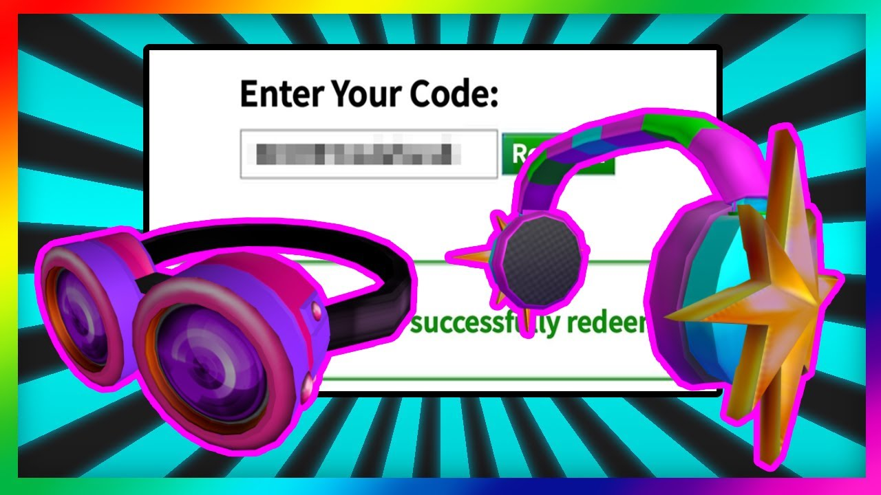 *JUNE* ROBLOX PROMO CODES ON ROBLOX 2020! NEW Roblox ITEMS ... on Promo Code Roblox id=95461
