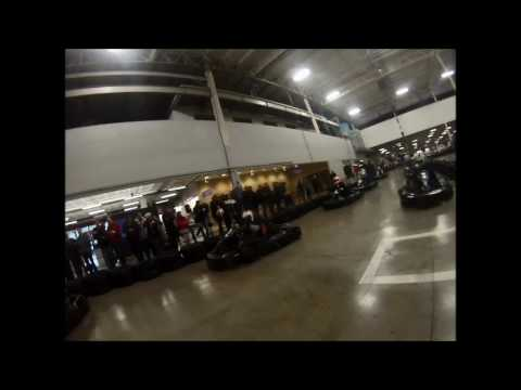 Top Speed Kart - Porto Alegre Inauguração Shopping Bourbon Wallig