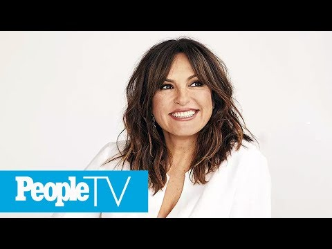 Mariska Hargitay On Her 'Crazy, Chaotic' Life With 3 Kids  PeopleTV  Entertainment Weekly