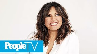 Mariska Hargitay On Her 'Crazy, Chaotic' Life With 3 Kids | PeopleTV | Entertainment Weekly