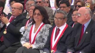 Tema: Ceremonia de Inauguración de las Actividades por el 465° Aniversario de Fundación de la UNMSM