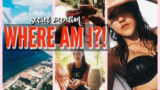SECRET VACATION REVEALED!! || Vacation Vlogs 2017