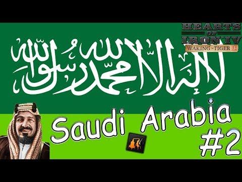 UNIFICATION!   HOI4 Kaiserreich Saudi Arabia #2