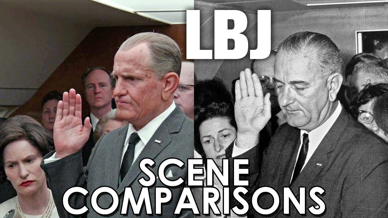 Download LBJ (2017) - scene comparisons
