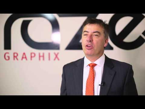 Ricoh Customer Success Stories - Razer Graphix