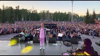 Элвин Грей в Стерлитамаке. День города (25.05.2019)