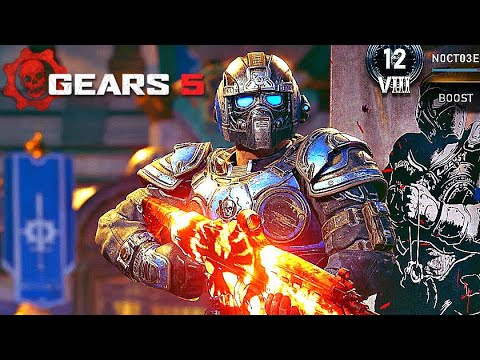 Anthony Carmine Gameplay - Gears of War 5 thumbnail