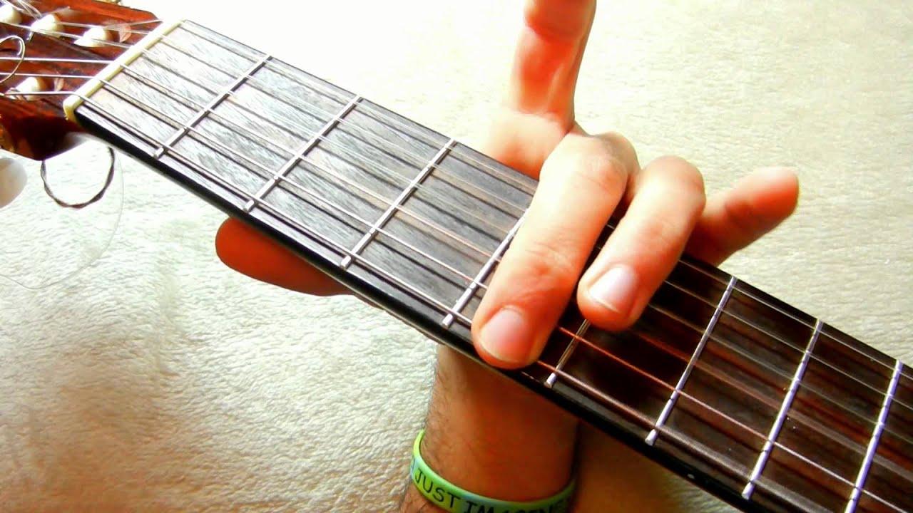 Colbie Caillat Brighter Than The Sun Advanced Guitar Tutorial