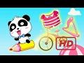 Magic Brush by BabyBus | Baby Panda Full Episodes Movie For Kids | BabyBus