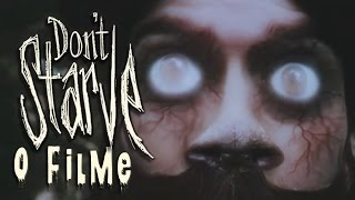 DON'T STARVE O FILME (LIVE ACTION) ☯ Aperta o Play (Reaction)