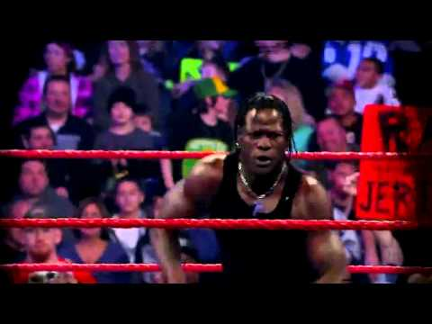 WWE R-Truth Titantron Theme Song   (What's Up HD) Re-upload