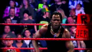 WWE R-Truth Titantron Theme Song   (What