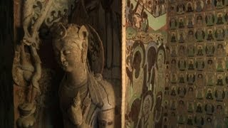 Digital reincarnation for Dunhuang