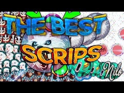 The best scripts | Agar io | 100%, No Feik, 1Link