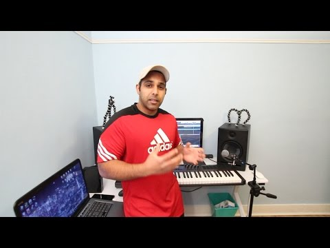 How to set up a Home Recording Studio Latest (Hindi/Urdu)