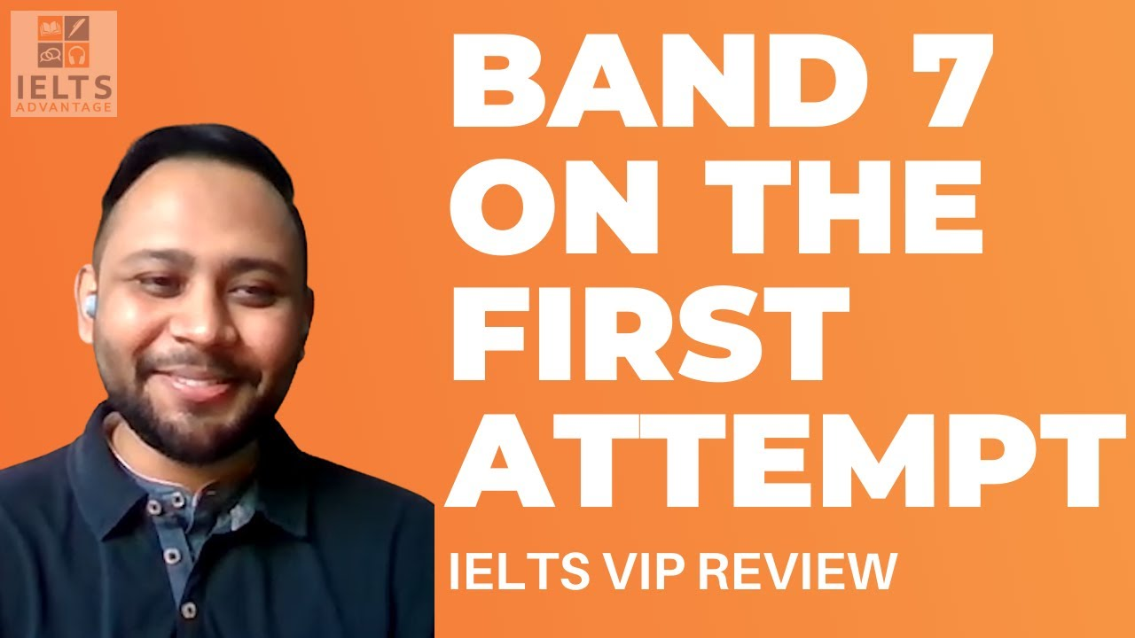 Band 7 in IELTS Writing on the First Attempt