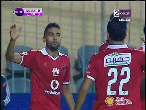 هدف مؤمن زكريا على المقاولون العرب HD